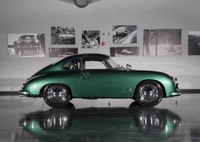 1956 Porsche 356 Coupe –  Rare Original Color